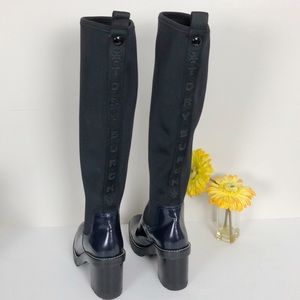 Tory Burch Shoes - Tory Burch Preston Lug Sole Boots